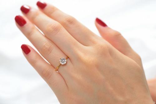 薬指 意味 指輪 の 右